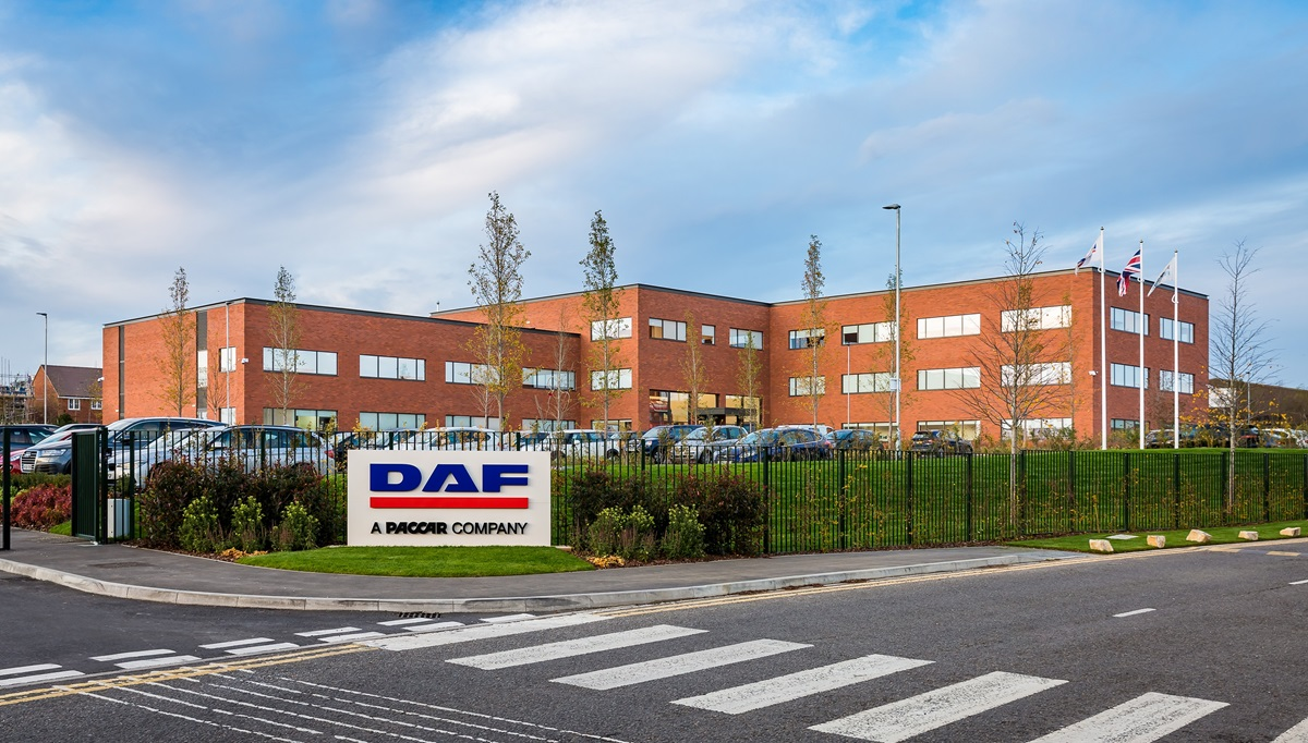 DAF-Uk-haddeham-office