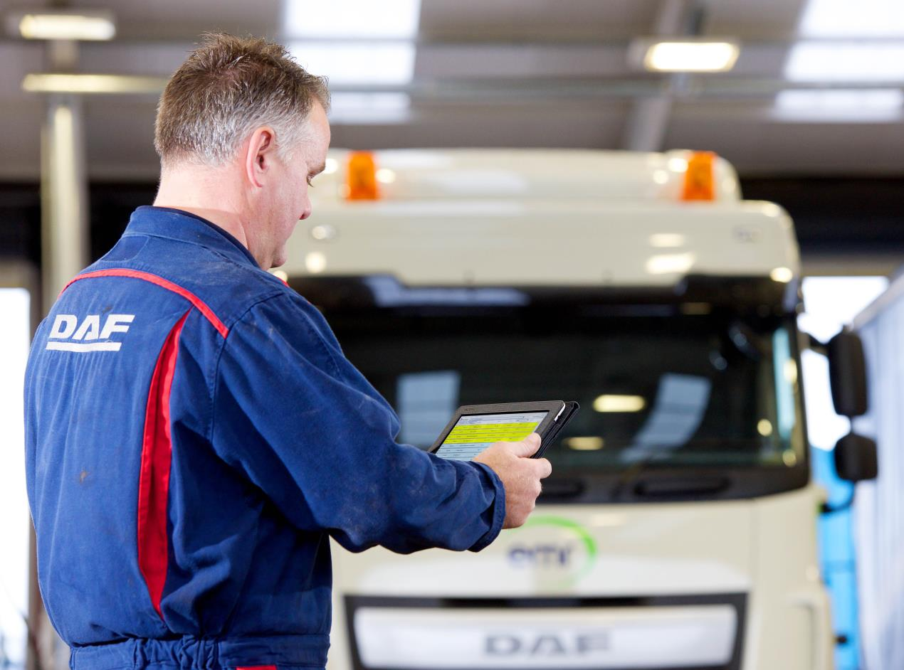 DAF check hits two million