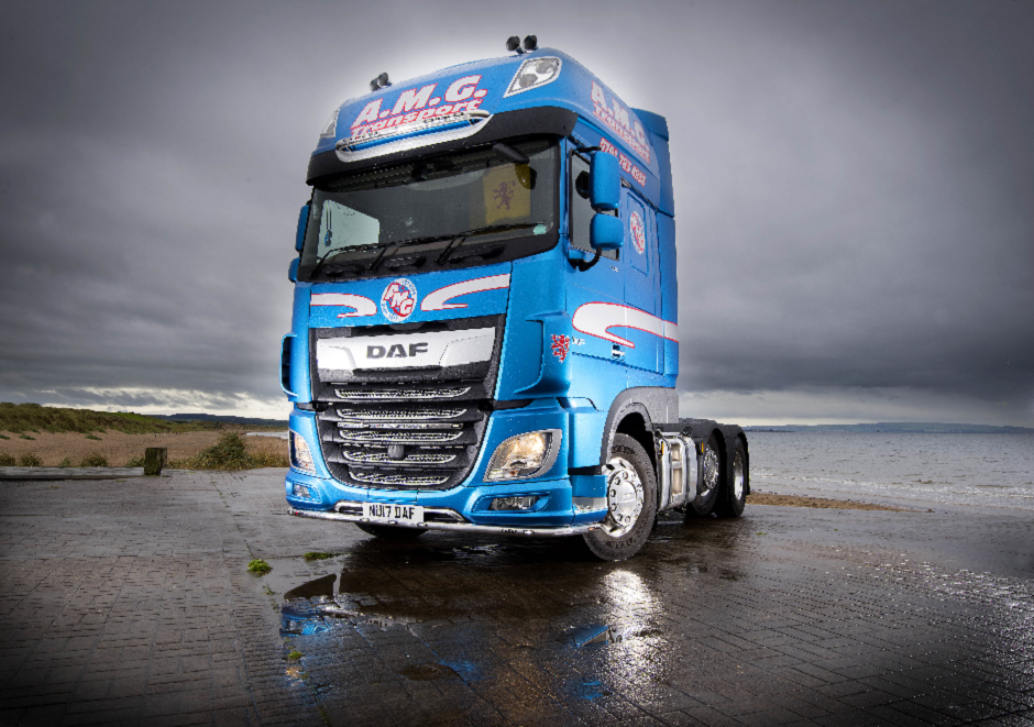 DAF AMG Transport