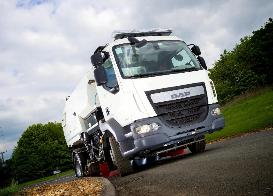 DAF delivers Pure Excellence