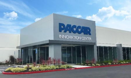 Paccar innovation centre
