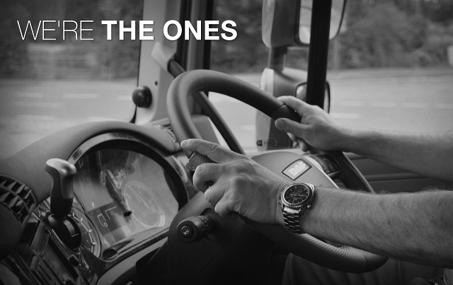 We're the ones DAF trucks releases ode to the truck driver