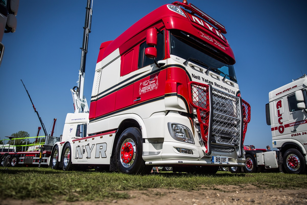 DAF Trucks to host virtual truck show over Bank Holiday weekend