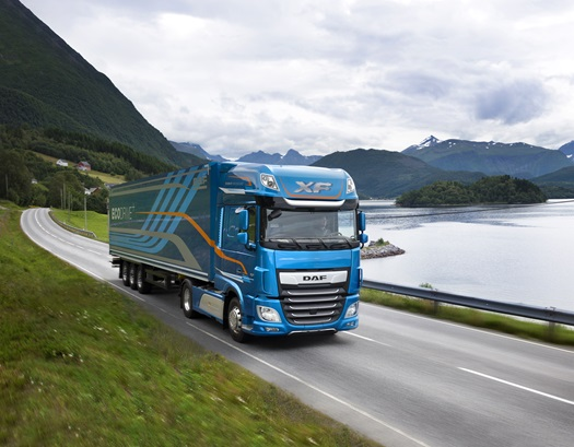 DAF EcoDrive+ training voucher