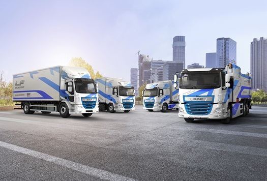 DAF Electric serie