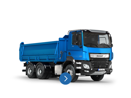 DAF CF FAT tipper