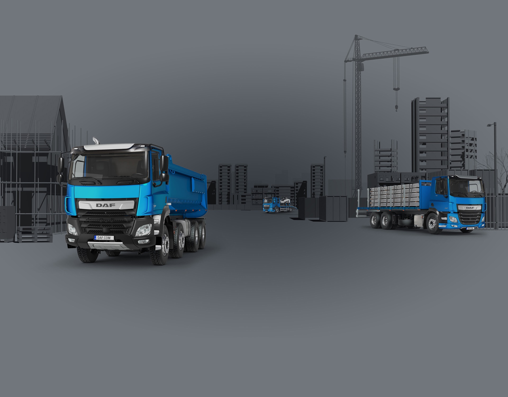DAF Construction segment