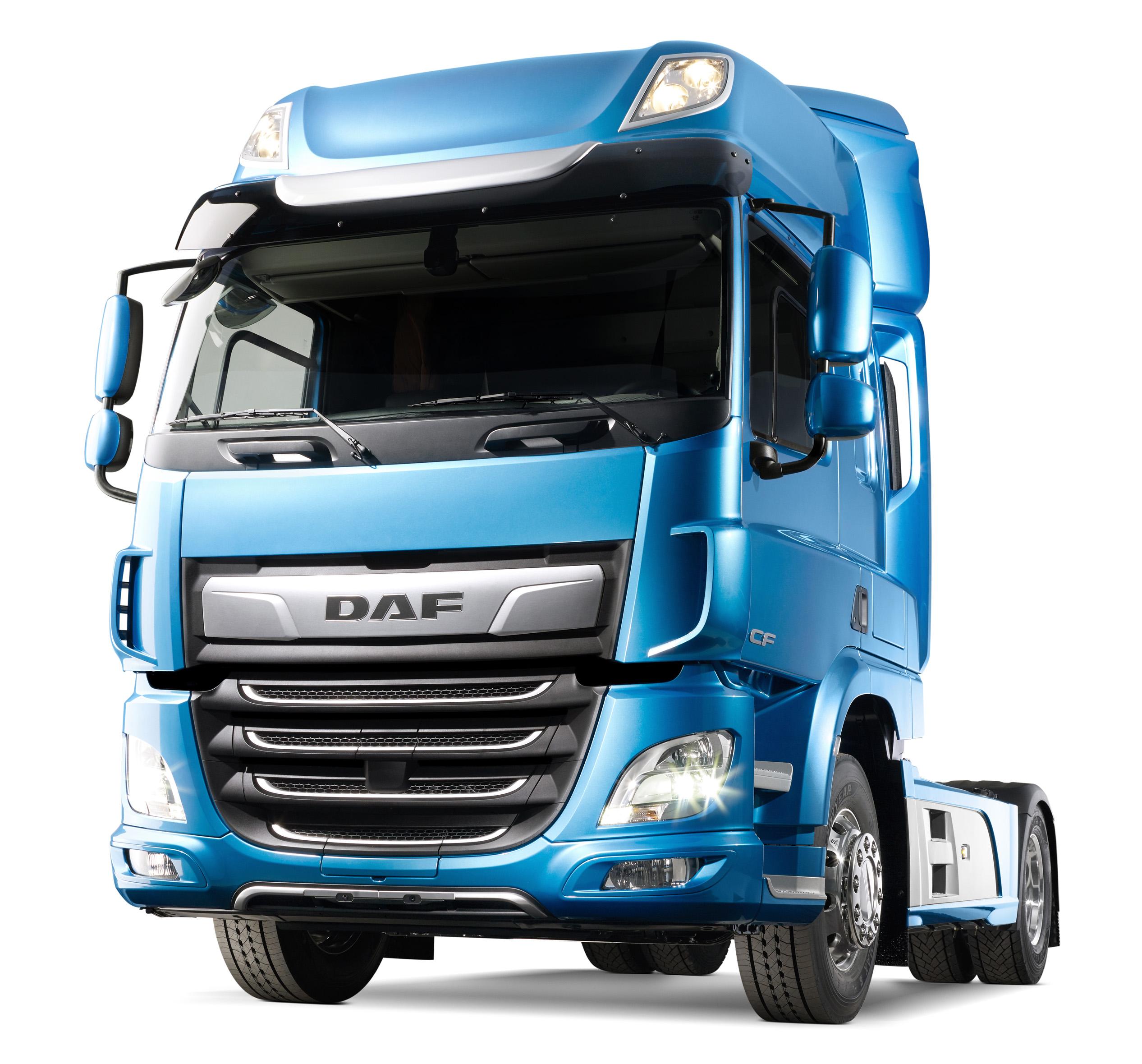 DAF CF Exterior Design- DAF Trucks Ltd, United Kingdom