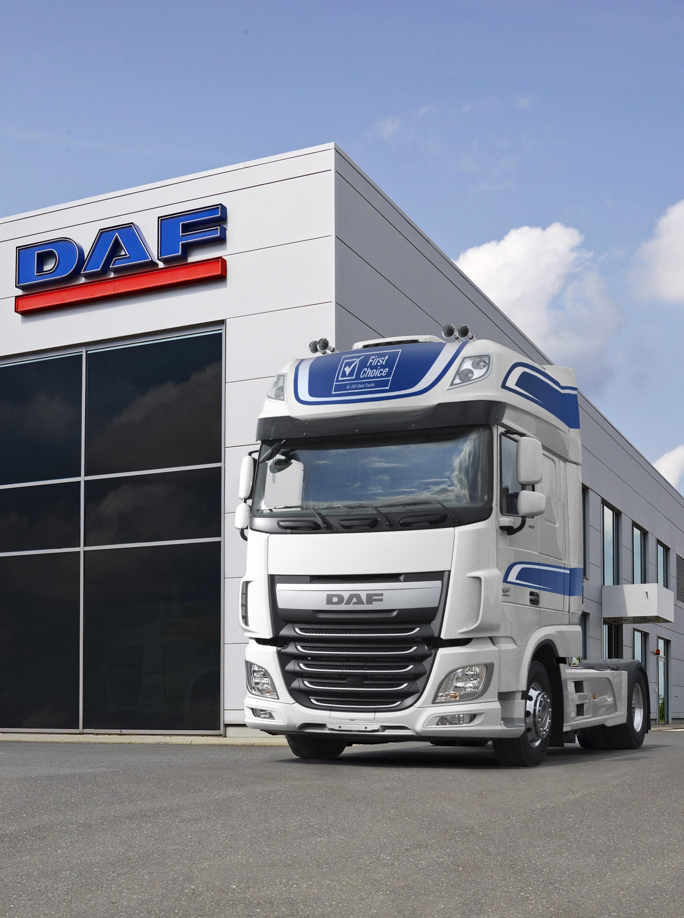 d2399cd167 Buying a used truck- DAF Trucks Ltd