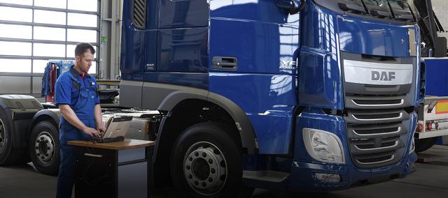 Replacing Your DPF DAF Trucks Ltd United Kingdom