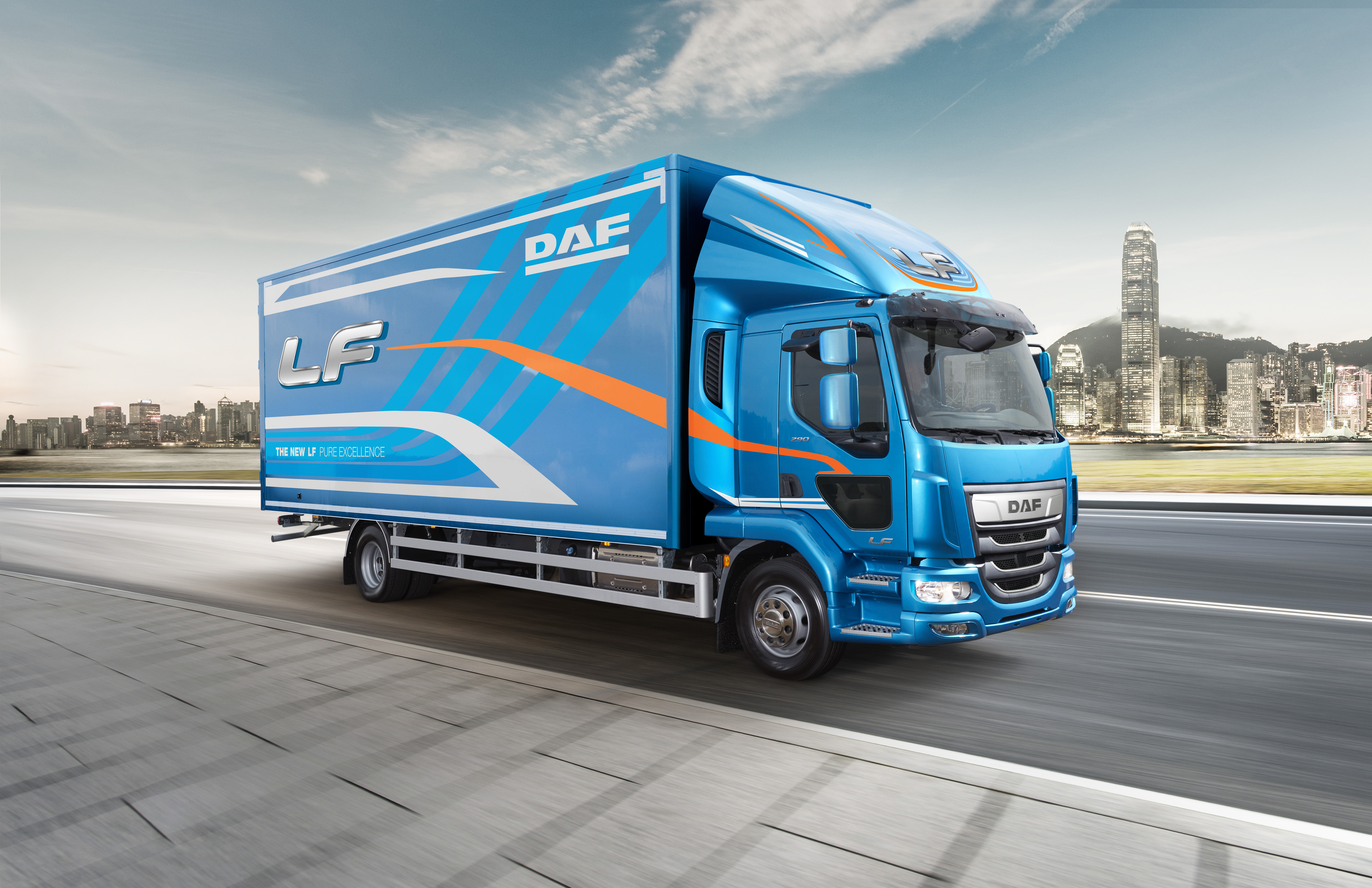 Truck Of The Year >> Daf Lf Series Awarded Truck Of The Year 2019 In The Uk Daf
