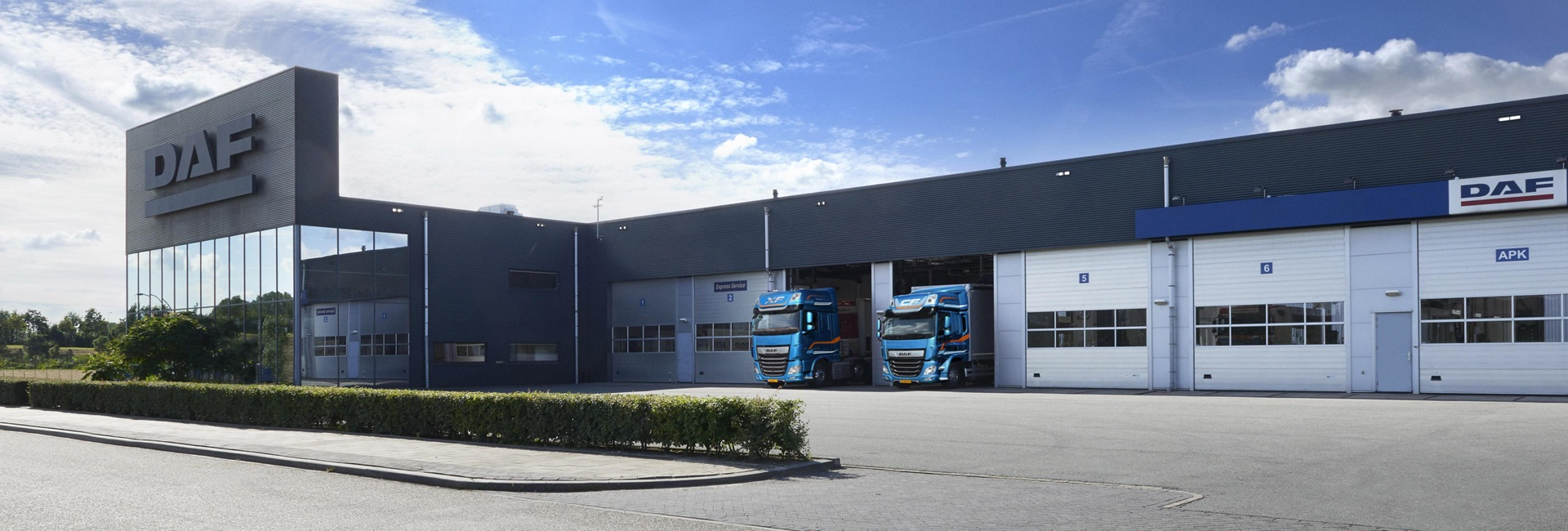 DAF-Dealer-Network