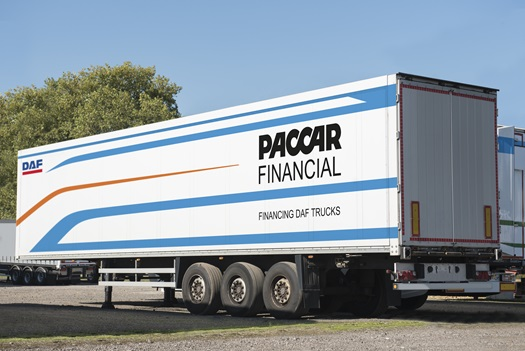 PACCAR Financial Trailer